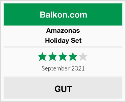 Amazonas Holiday Set Test