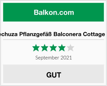 Lechuza Pflanzgefäß Balconera Cottage 80 Test