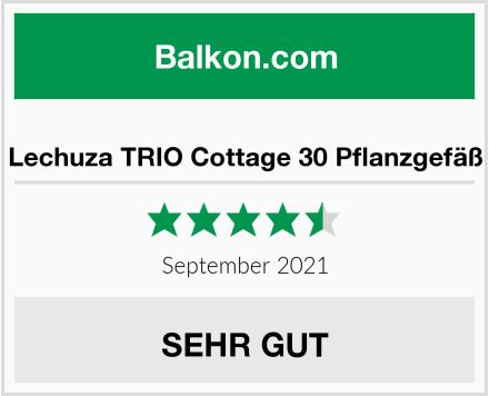 Lechuza TRIO Cottage 30 Pflanzgefäß Test