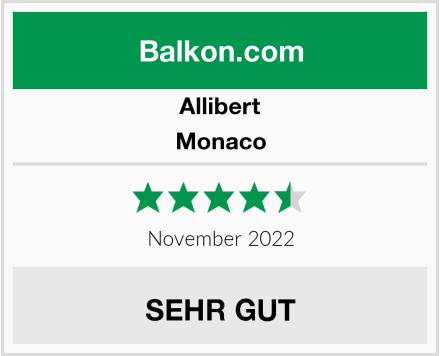 Allibert Monaco Test
