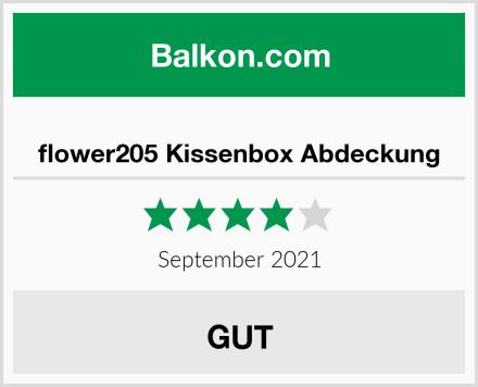 flower205 Kissenbox Abdeckung Test