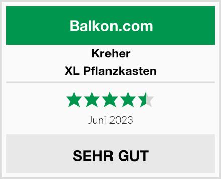 Kreher XL Pflanzkasten Test