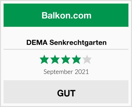 DEMA Senkrechtgarten Test