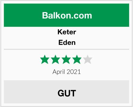 Keter Eden Test