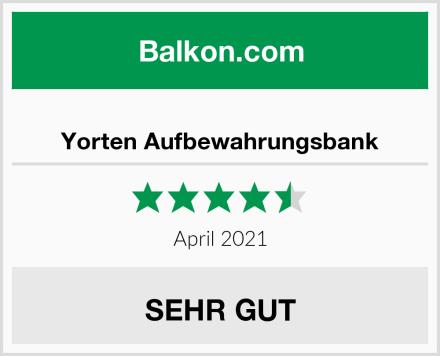 Yorten Aufbewahrungsbank Test