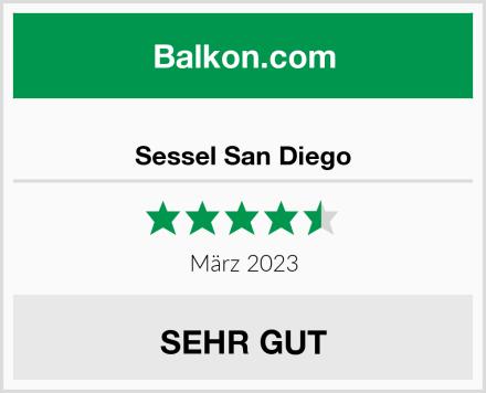 Sessel San Diego Test