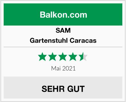 SAM Gartenstuhl Caracas Test