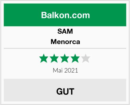 SAM Menorca Test