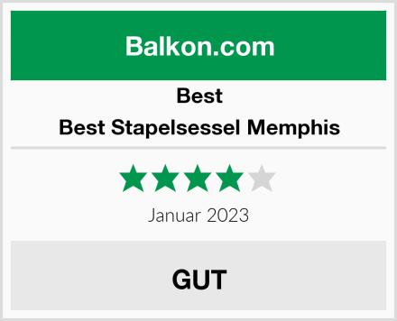 Best Best Stapelsessel Memphis Test