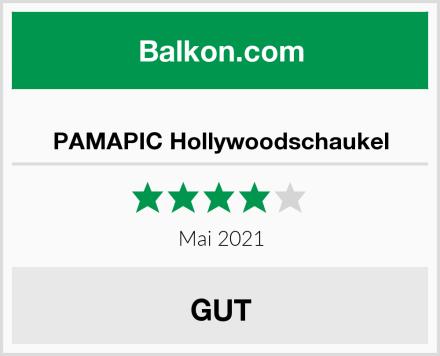 PAMAPIC Hollywoodschaukel Test