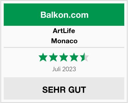 ArtLife Monaco Test