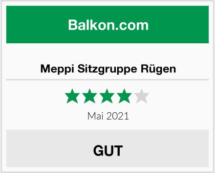Meppi Sitzgruppe Rügen Test