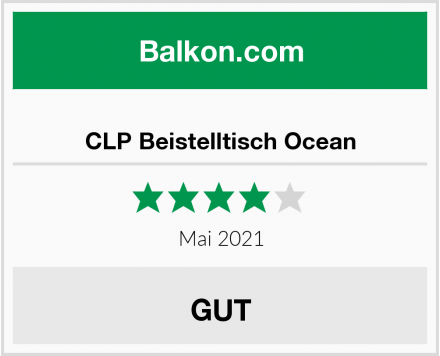 CLP Beistelltisch Ocean Test
