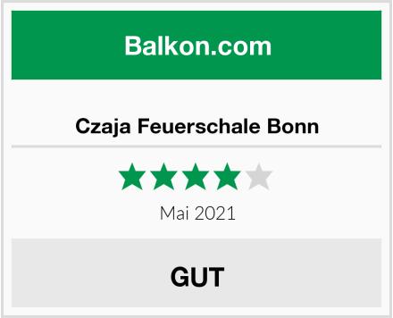 Czaja Feuerschale Bonn Test