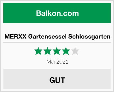 MERXX Gartensessel Schlossgarten Test