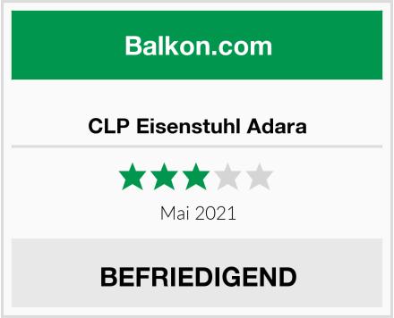 CLP Eisenstuhl Adara Test