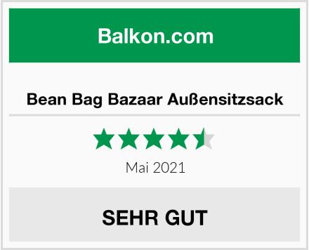 Bean Bag Bazaar Außensitzsack Test