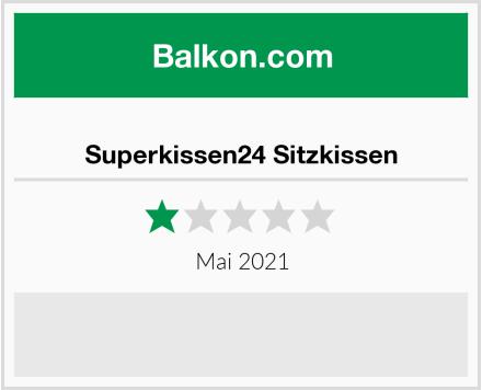 Superkissen24 Sitzkissen Test
