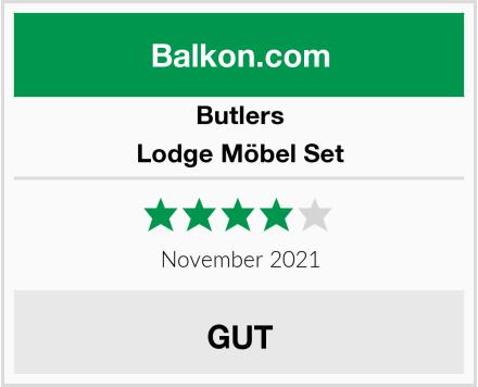 Butlers Lodge Möbel Set Test