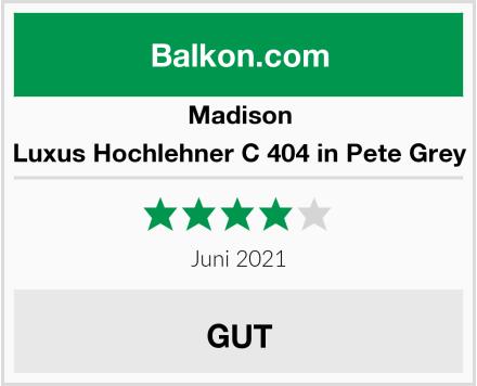 Madison Luxus Hochlehner C 404 in Pete Grey Test