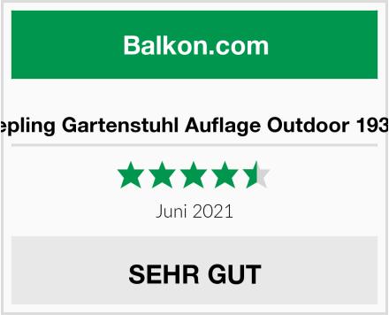 sleepling Gartenstuhl Auflage Outdoor 193927 Test