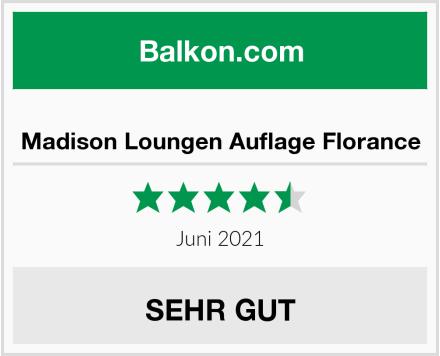 Madison Loungen Auflage Florance Test