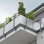 Balkonverkleidung aus Lochblech – zeitloser Sichtschutz mit dem gewissen Etwas