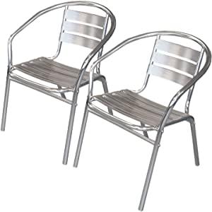 Balkonstühle Alu