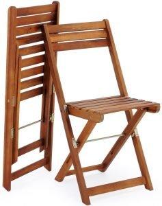 Balkonstühle Holz