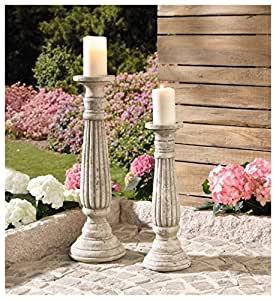 Kerzenständer für Balkon