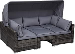 Rattan Lounge Sets