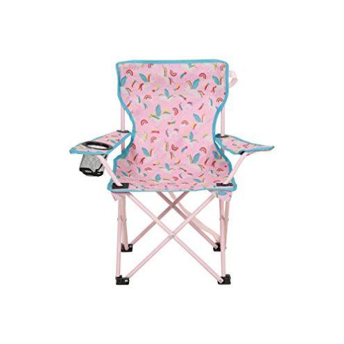 Mountain Warehouse Gemusterter Mini-Klappstuhl für Kinder