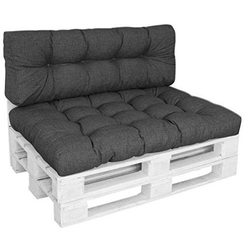 DILUMA Palettenkissen Set Comfort