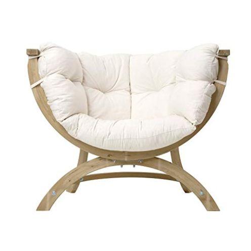 Amazonas Lounge Sessel Siena UNO Natura