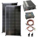 solartronics Komplettset 2x130 Watt