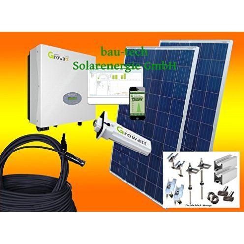 bau-tech Solarenergie 1000Watt