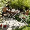 Butlers Parklife Gartenstuhl mit Armlehne