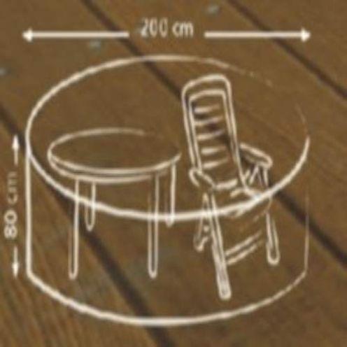 Acamp Abdeckung für Outdoor Gartenmöbel
