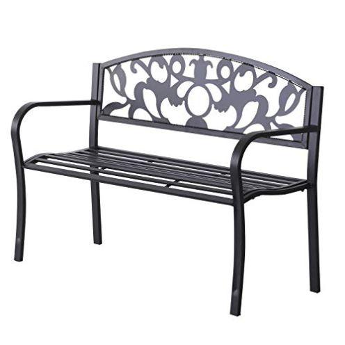 Outsunny 2-Sitzer Sitzbank