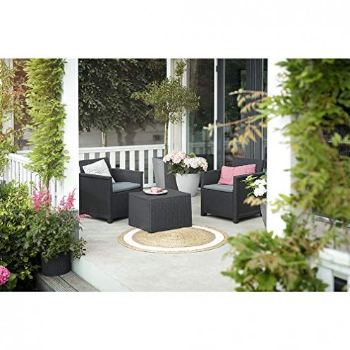 Koll Living Garden Balkon-Set 3-TLG.
