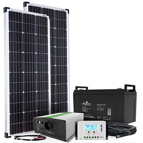Offgridtec Autark M-Master Solar Komplettsystem