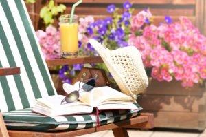 Urlaub auf dem Balkon - so geht's auch